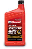 Моторное масло Motorcraft SAE 5W-20 Synthetic Blend Motor Oil
